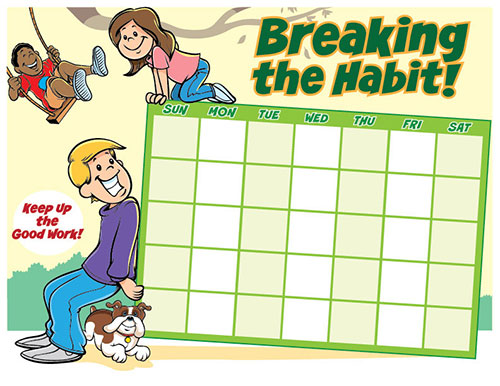Breaking the Habit for Kids